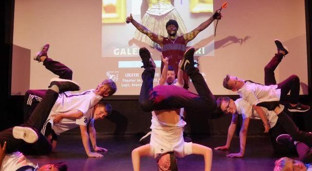 Breakdance-Boys only! 7+